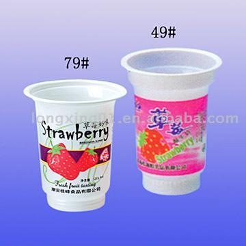 Yogurt Cups (Йогурты кубки)