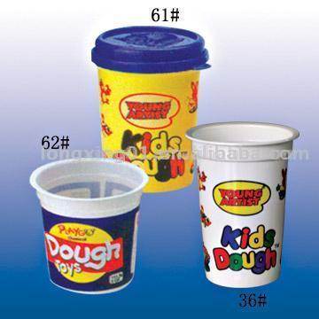 Plastic Toy Cups (Пластиковые игрушки кубки)