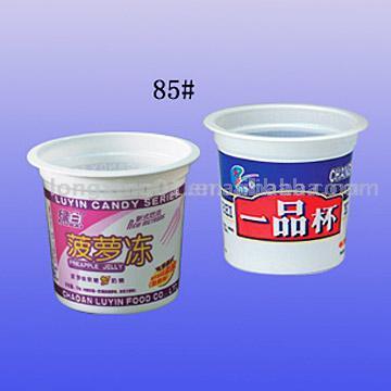 Plastic Cups (Пластиковые стаканчики)