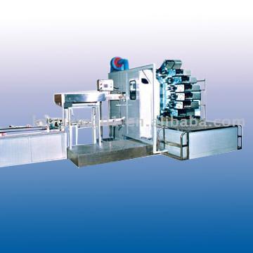 Seven-Color Cup Printing Machine (Семи-Колор Кубок печатная машина)