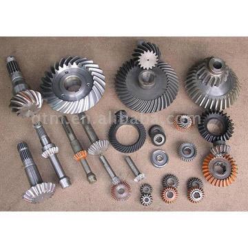 Bevel& helical Gears and Pinions (Bevel & винтовых передач и Шестерни)