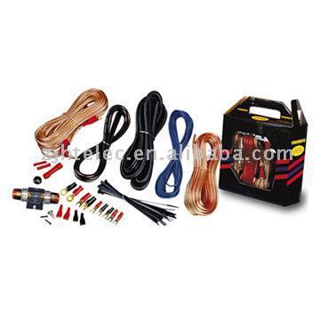 8GA Verstärker Kit (8GA Verstärker Kit)