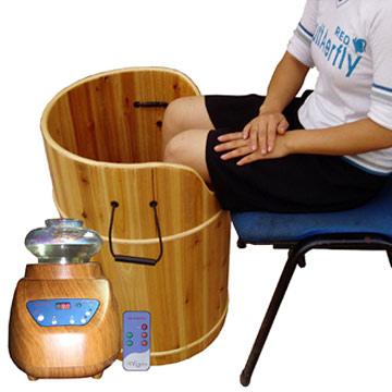 Foot Anion Steam Bath Kit (Foot Анион парилка Kit)