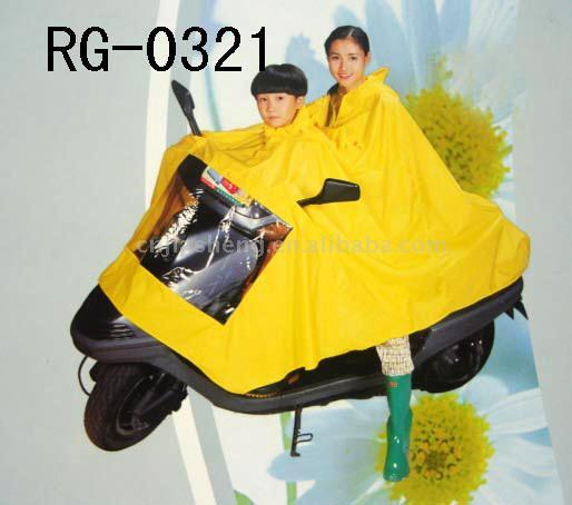 PVC Raincoat (Плащ ПВХ)
