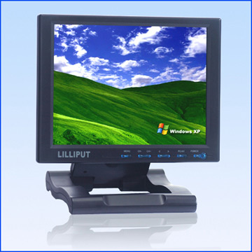 "10.4"" Touch Screen TV / Monitor"