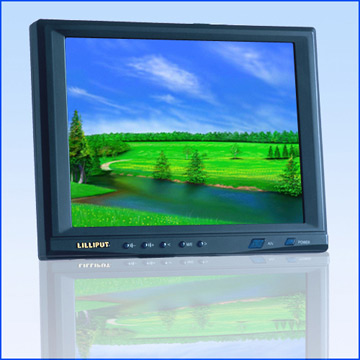 "8"" Touch Screen VGA TV / Monitor"