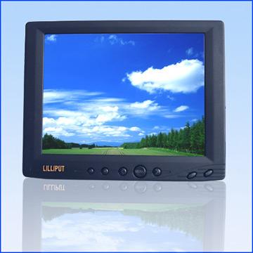"8"" Touch Screen VGA Monitor"