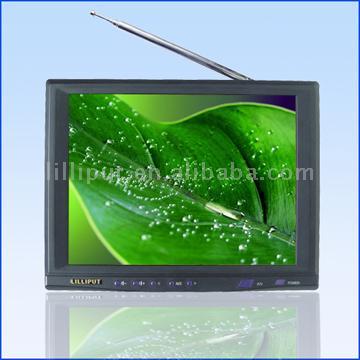 """8"""" TFT-LCD TV / Monitor"""