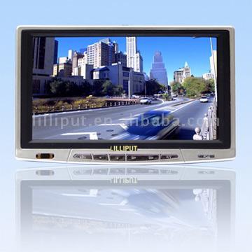 """8"""" TFT-LCD Monitor"""