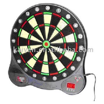 Electronic Dart Board (Электронный Дартс)