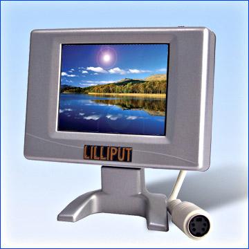 """2.5"""" TFT-LCD Monitor"""