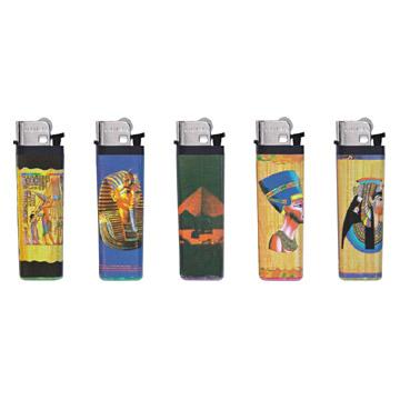 Lighters with Roll Printed Paper (Зажигалка с Roll печатной бумаги)