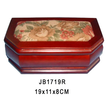 Solid Wood Jewelry Boxes
