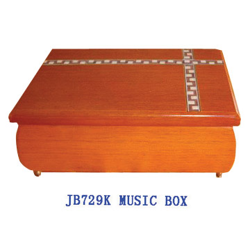 Music Jewelry Box (Musik Schmuck-Box)