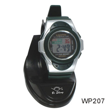 Waterproof Digital Watch