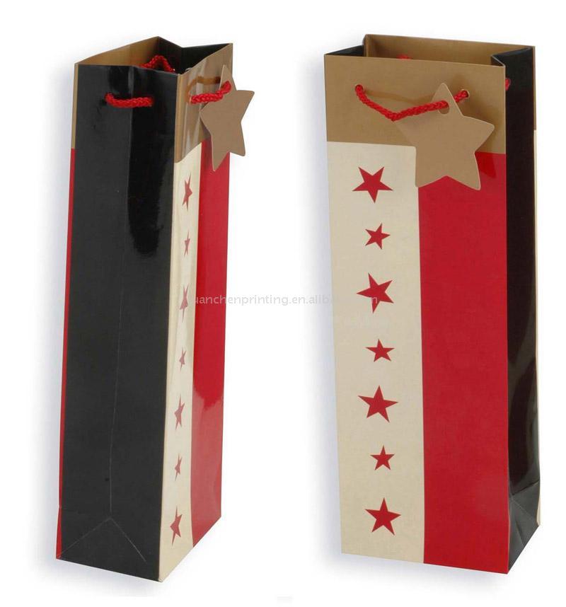 Paper Bags (Бумажные пакеты)