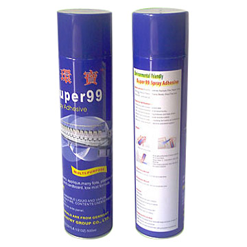 Embroidery Spray Adhesive ( Embroidery Spray Adhesive)