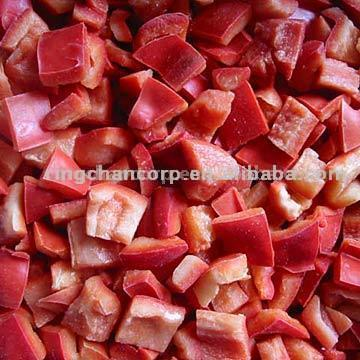 Frozen Red Pepper (Замороженные Красный перец)