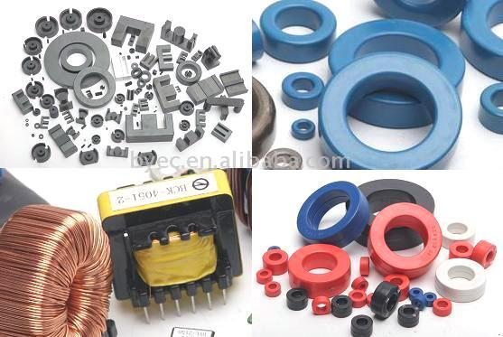 Magnetic Powder Cores, Soft Ferrites & Inductive Components
