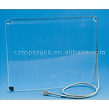 Acoustic Wave Touch Screen