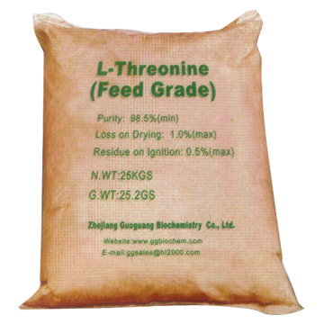 L-Threonine (Feed Grade) ( L-Threonine (Feed Grade))