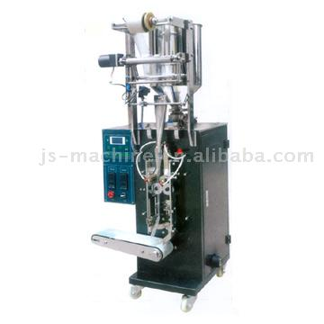 Catsup & Liquid Four-Side Sealing Packing Machine