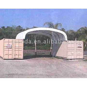 Container Cover (20` & 40`)