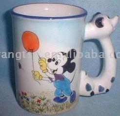 Porcelain Mug (Фарфоровая Кружка)