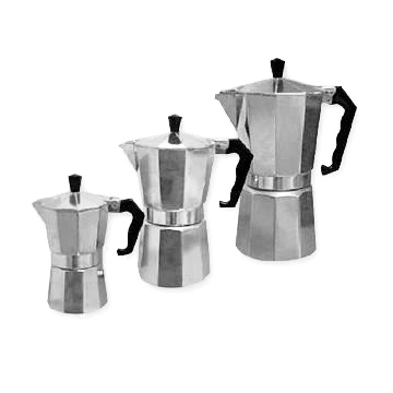 Aluminium Coffee Pots (Алюминиевые Кофе Горшки)