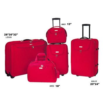 EVA Suitcases