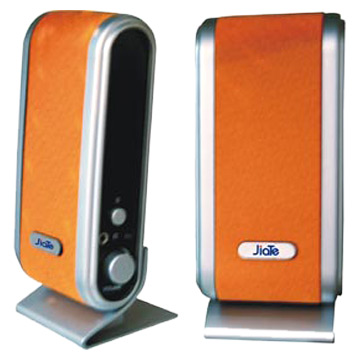 2.0 Super Mini Speaker with USB Port (2,0 Сверхминиатюрная акустическая система с USB-портом)