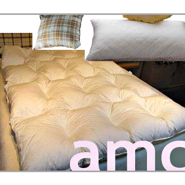 Bamboo Charcoal-stuffed Quilts, Mattresses, Pillows (Bamboo Charcoal набитых одеяла, матрацы, подушки)