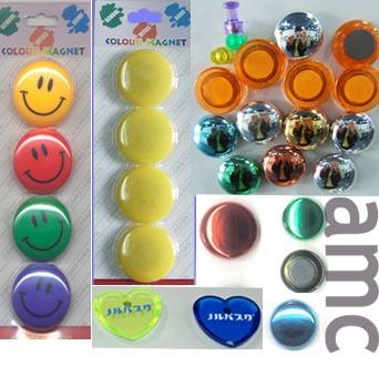 Magnetic Button - Magnetic Strip (Магнитная Кнопка - Магнитная полоса)