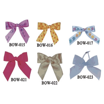 Ribbon Bows Ribbon Bows