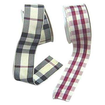 Ribbon, Polyester Ribbon, Check Ribbon (Лента, полиэфирные ленты, Check лента)