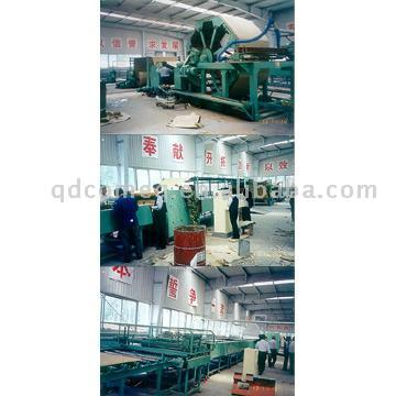Honeycomb Karton Making Machine (Honeycomb Karton Making Machine)