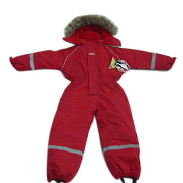 Children`s Ski Suit
