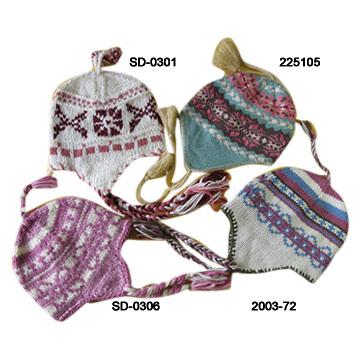 Hats (Beanie) (Головные уборы (шапочки))