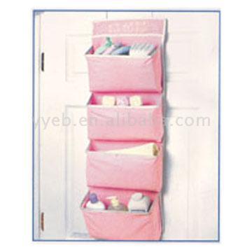 4 Pocket Door Hanging Organizer (4 Pocket двери висячий Организатор)