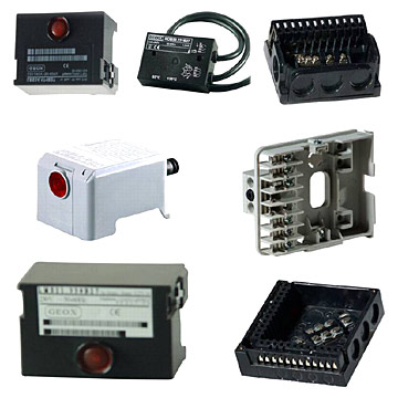 Control Boxes and Temperature Controls