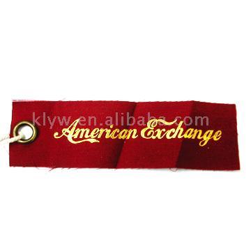 Garment Hang Tags (Одежда Hang тэги)