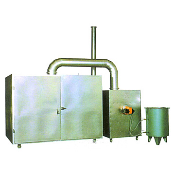 Diesel Heat Treating Oven