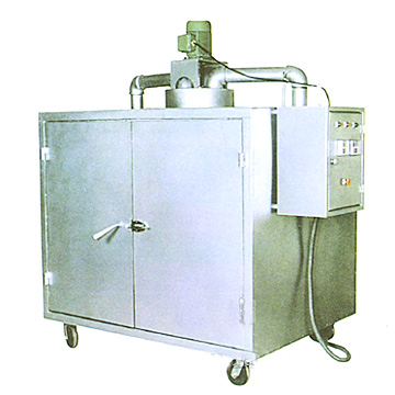 Electric Heat Treating Oven