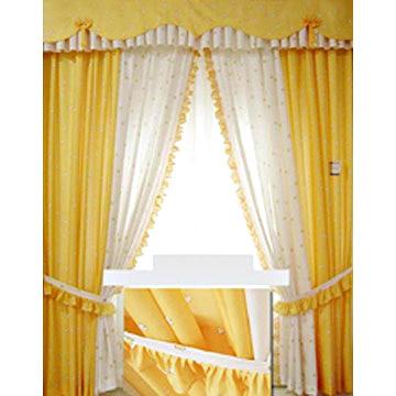 Custom Window Treatments, bedding, drapes, valances