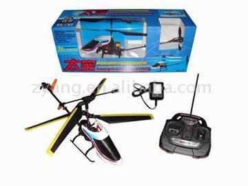 R/C 3CH Helicopter (E15464) (R / C 3CH Helicopter (E15464))