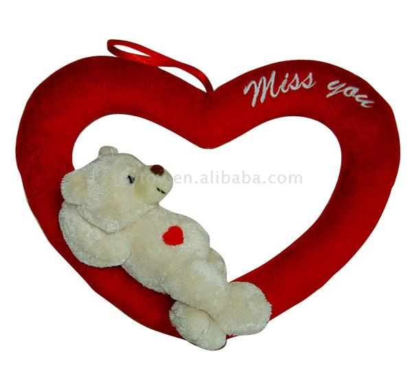 Plush Toy (Miss You Bear) ( Plush Toy (Miss You Bear))