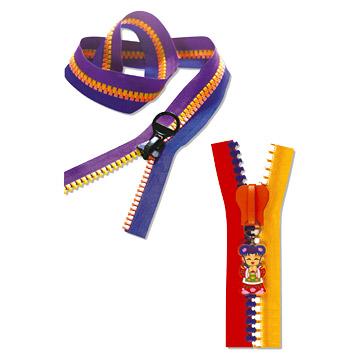 Plastic Zippers (Молния)