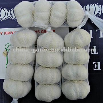 Chinese Garlic (Китайский чеснок)
