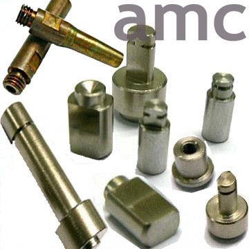 Turned Parts Made By High Precision CNC Lathe (Точеных деталей из Высоких Precision CNC Lathe)