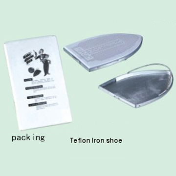 Teflon Iron Shoes